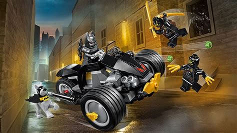 Gotham City Speed: Lego Game - Play Online at Round Games
